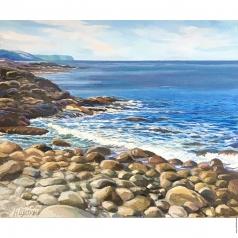 Цветкова Н. А. Баренцево море. Камни