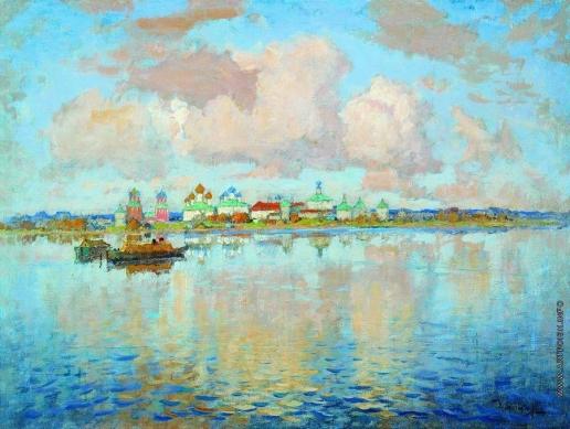 Горбатов К. И. Ростов Великий. На озере Неро