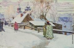 Горюшкин-Сорокопудов И. С. Былое