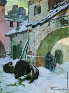 Горюшкин-Сорокопудов И. С. Упавшие колокола