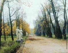 Грицай А. М. Летний сад