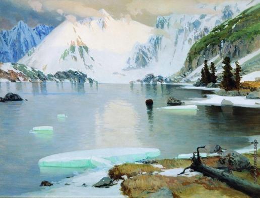 Гуркин Г. И. Озеро горных духов