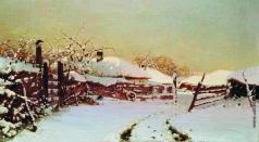 Дубовской Н. Н. Зима