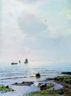 Дубовской Н. Н. Ладожское озеро