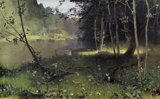 Дубовской Н. Н. Лесная река