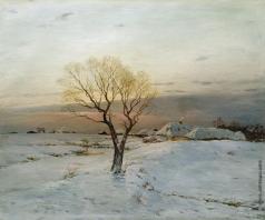Дубовской Н. Н. Морозное утро