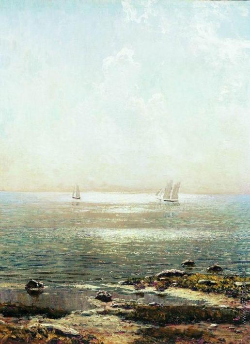 Дубовской Н. Н. Морской пейзаж