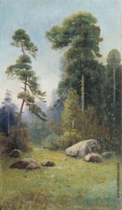 Ермолаев П. Опушка леса