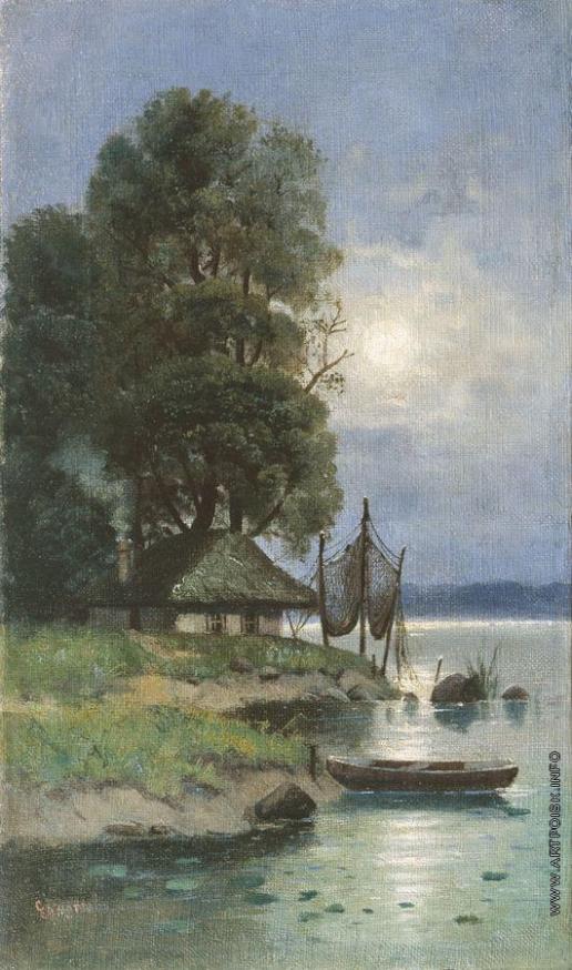 Ермолаев П. Рыбацкий домик