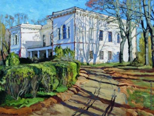 Жуковский С. Ю. Белый дом