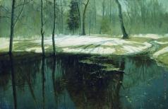 Жуковский С. Ю. Весенняя вода