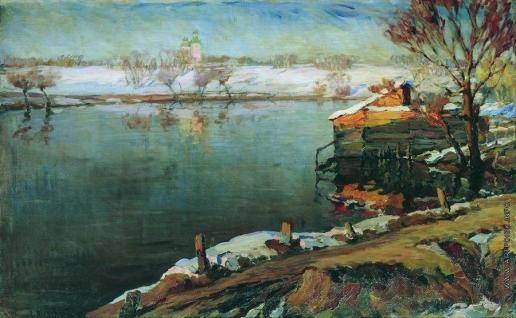 Жуковский С. Ю. Весна