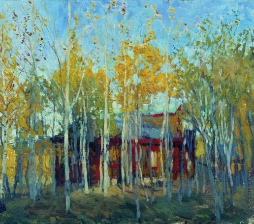 Жуковский С. Ю. Красный дом