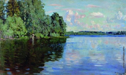 Жуковский С. Ю. Озеро