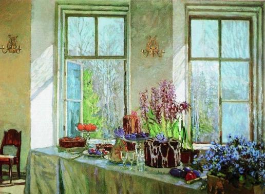 Жуковский С. Ю. Праздник весны
