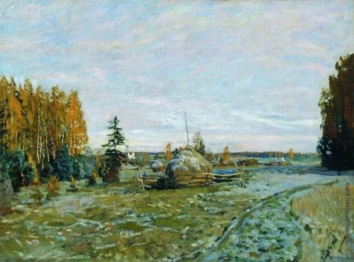 Жуковский С. Ю. Ранние заморозки