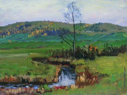 Жуковский С. Ю. Река Вилейка