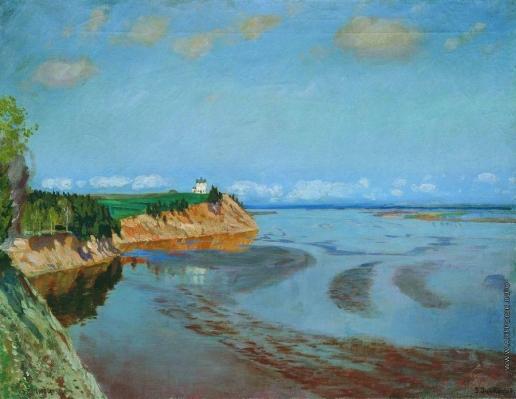 Жуковский С. Ю. Река Вятка