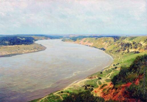 Жуковский С. Ю. Река Неман