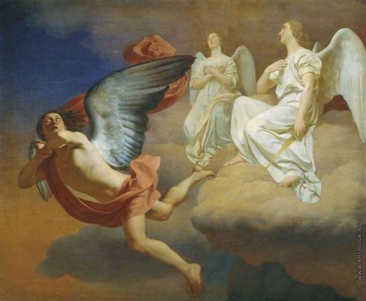 Завьялов Ф. С. Аббадона и ангелы. Не позднее