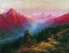 Занковский И. Н. Кавказ