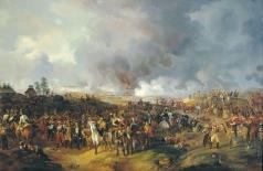 Зауервейд А. И. Сражение при Лейпциге с 2 по 7 октября 1813 года