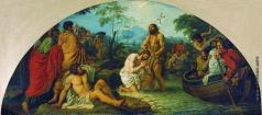 Иванов А. И. Крещение Спасителя
