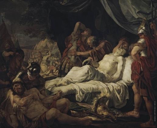 Иванов А. И. Смерть Пелопида