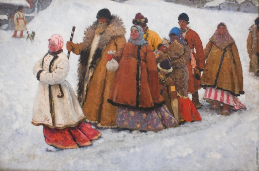 Иванов С. В. Семья