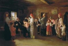 Калистов В. Е. Ревизия питомцев воспитательного дома