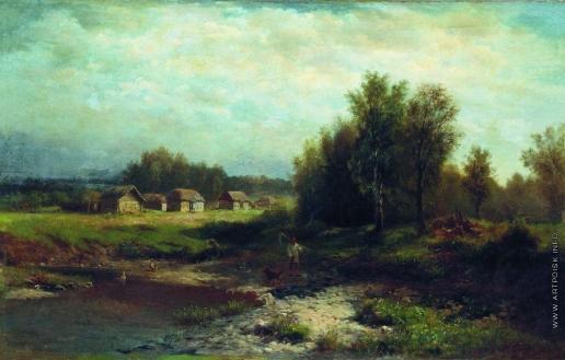 Каменев Л. Л. Деревня