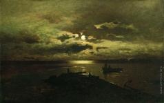 Каменев Л. Л. Ночь над морем