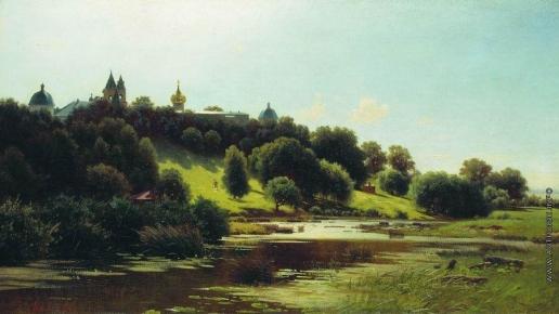Каменев Л. Л. Саввино-Сторожевский монастырь