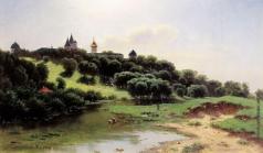Каменев Л. Л. Саввино-Сторожевский монастырь под Звенигородом
