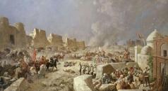 Каразин Н. Н. Вступление русских войск в Самарканд 8 июня 1868 года