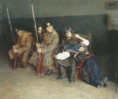 Касаткин Н. А. В коридоре окружного суда