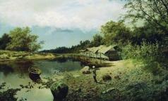 Киселев А. А. Забытая мельница