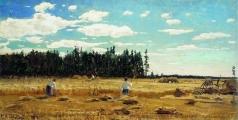 Клевер Ю. Ю. В поле