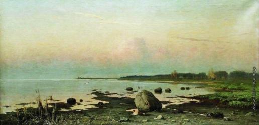 Клевер Ю. Ю. Залив