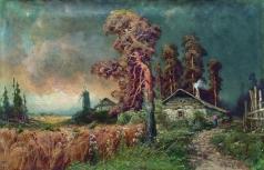 Клевер Ю. Ю. Перед грозой