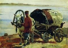 Корзухин А. И. Возок