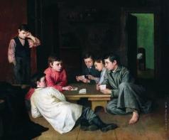 Корзухин А. И. Игра в карты