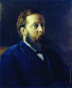 Корзухин А. И. Портрет А.В. Вышеславцева