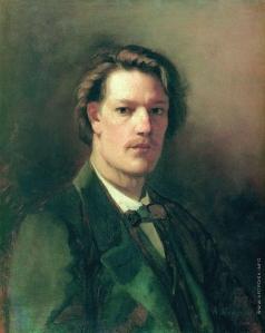 Корзухин А. И. Портрет М.И. Пескова