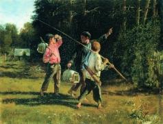 Корзухин А. И. Птичьи враги