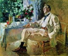 Коровин К. А. Портрет Ф.И.Шаляпина