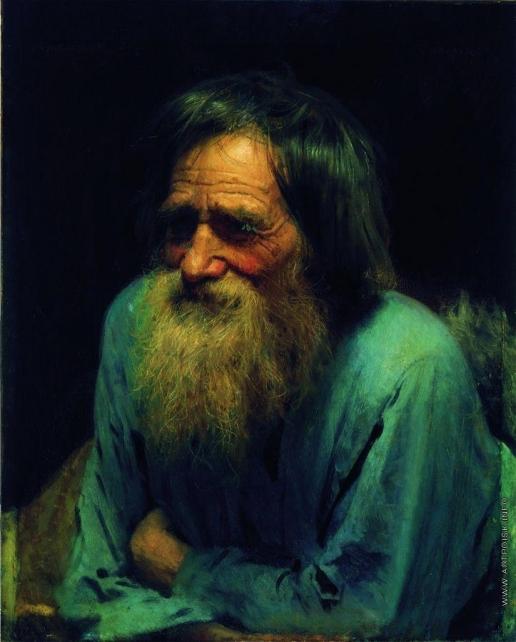 Крамской И. Н. Мина Моисеев