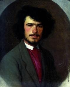 Крамской И. Н. Портрет агронома М.Е. Вьюнникова