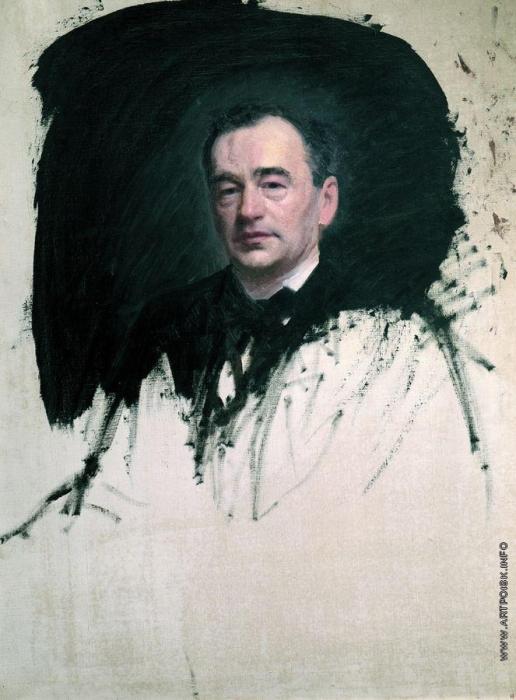 Крамской И. Н. Портрет доктора Карла Андреевича Раухфуса