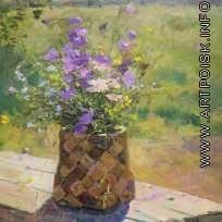 Абакумова Е. А. Цветы